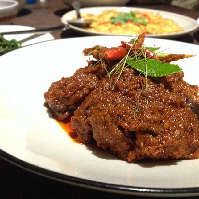 Beef rendang | chunky.