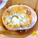 My lovely cheese ciabatta brunch 😊
