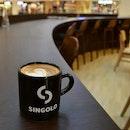 等一个人咖啡 无聊 哈  Piccolo Latte  @ doichaangcoffeejohor
