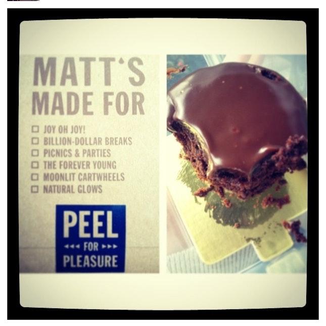 Matt's Chocolate Cake