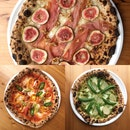 For Neapolitan Style Pizzas