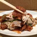 Butabara Cabbage Miso Itame $9.5
