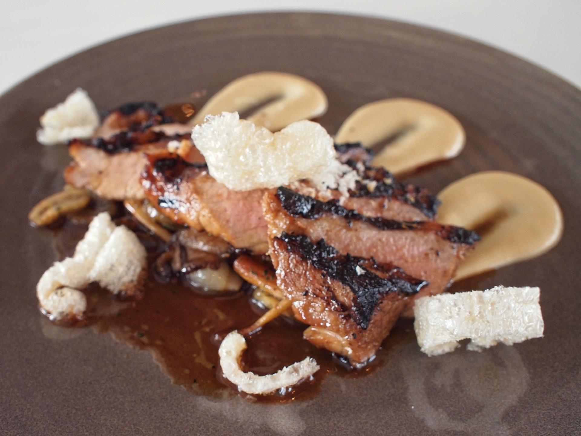 Grilled Iberico Pork Secreto