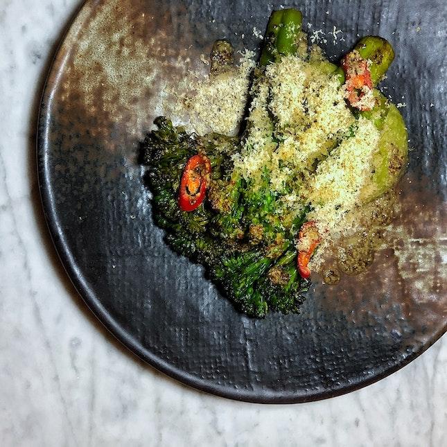 Broccoli Grillado $18