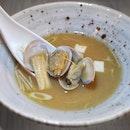 Asari Miso Soup $6