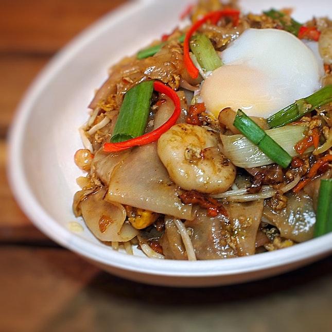 Heng Heng Wok Fried Hor Fun $8.6
