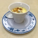 Smoked Bacon Steamed Egg $4