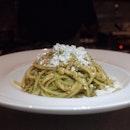 Jalapeno Pesto Spaghetti $28