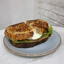Micro Club Sandwich $16