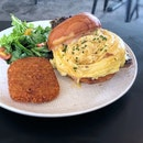 Breakfast Burger $19