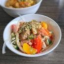 Tomato Salad $3.5