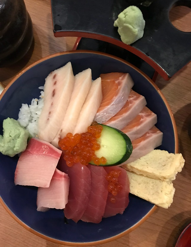 Your Raw Fish Fix