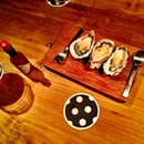 #oysters #lifeisbeautifulkitchenandbar #foodgasm #foodporn #foodpost #foodgraphy #foodhappiness #ig #igsg #iphone5s #ilovefood #instapost #instadaily #instagramsg #instagram_sg #shot #sginstagrm