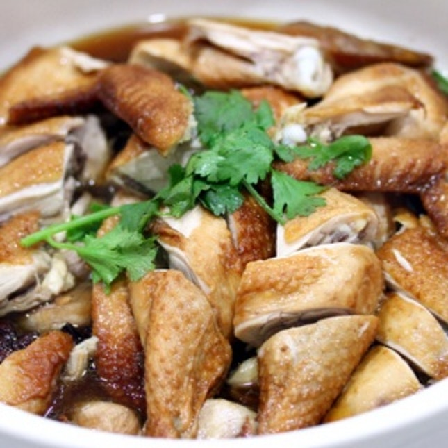 Home Style Cantonese Dishes