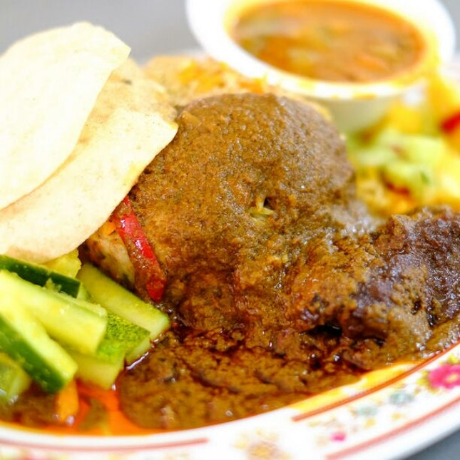 Tasty Mee Soto at Paya Lebar