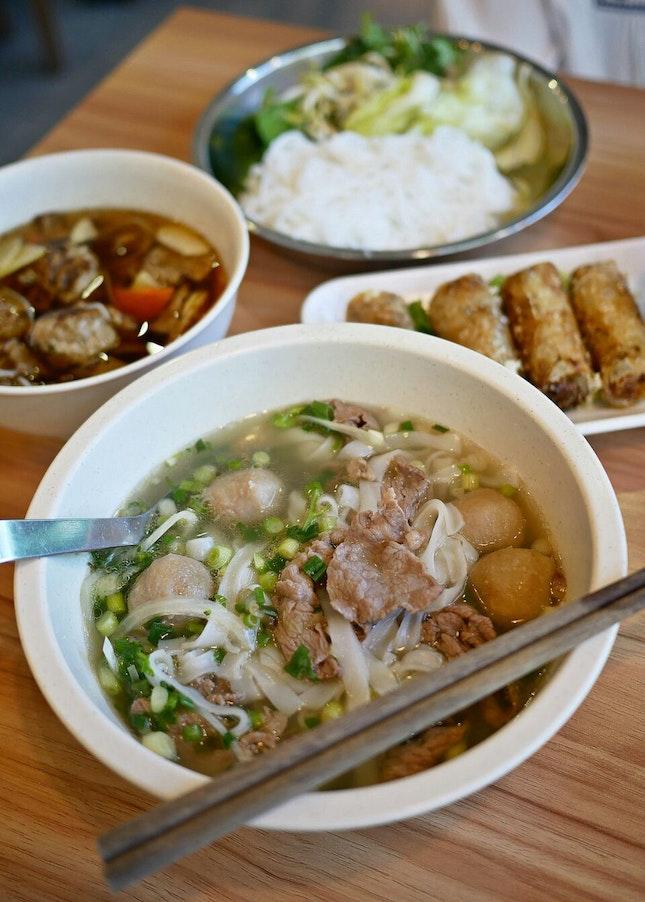Authentic Hanoi Cuisine in the West!