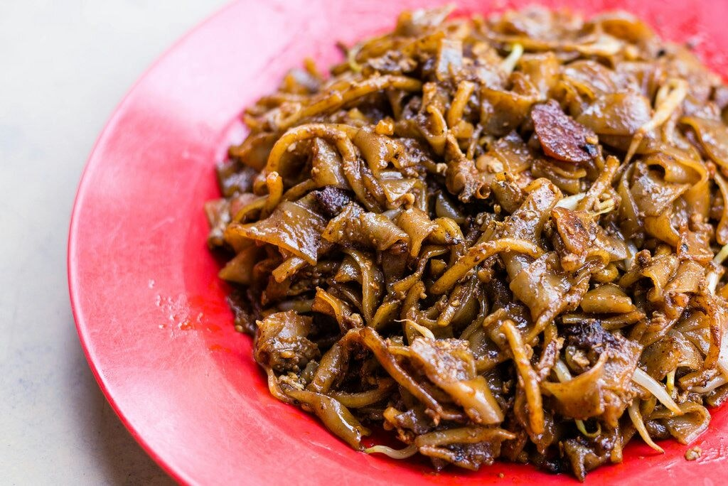 Fu Ji Fried Kway Teow 福记炒粿条