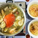 "Delicious Seafood Hotpot With A Lot of ""Liao"""
