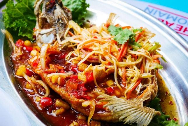 Satisfy Your Thai Food Craving Here, Westies!