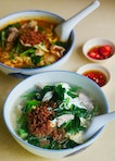 Simple but Tasty Ke Kou Mian in Yishun
