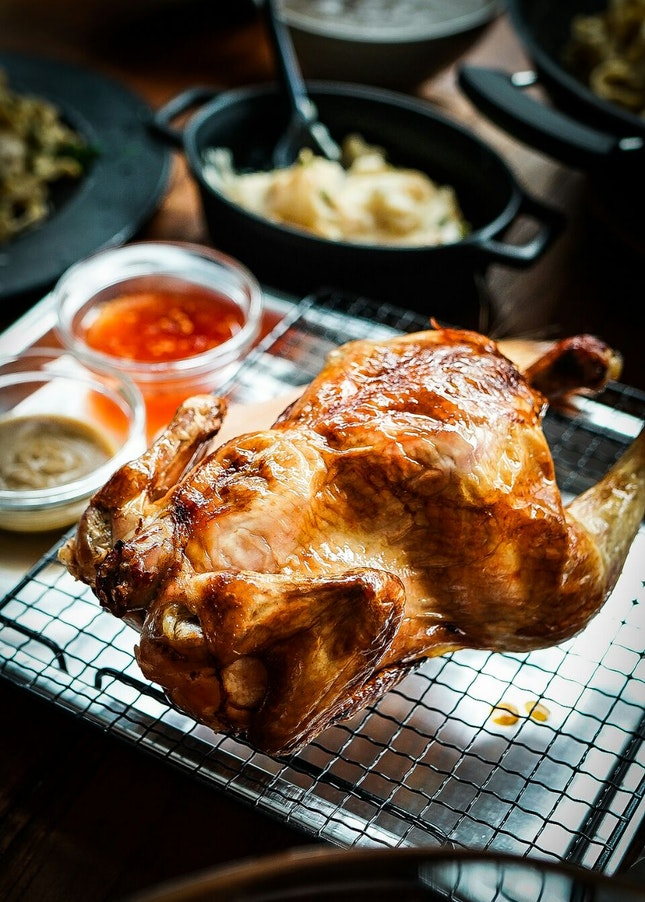 Kemono - Healthy and Guilt-Free Roast Chicken Delivery!