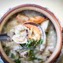 Unique Claypot Porridge with no MSG