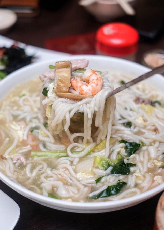 Satisfying Henghua Food in Jalan Besar