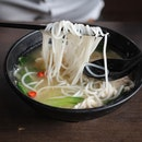 Excellent & Affordable Fish Soup in Bugis