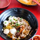 Bak Chor Mee with Super Shiok Lard & Chilli