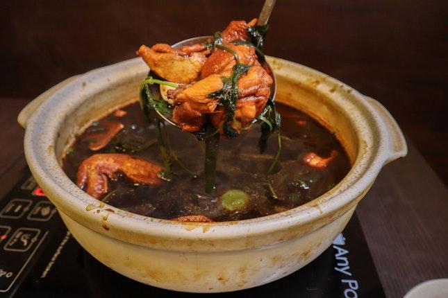 The Original Chicken Hotpot in Singapore