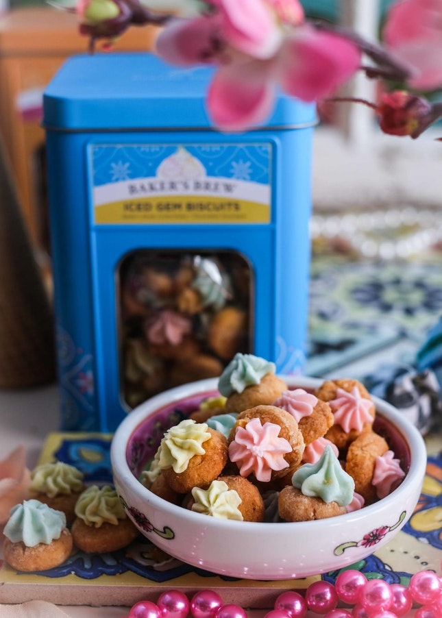 – 5 Delectable Chinese New Year Goodies With A Peranakan Twist