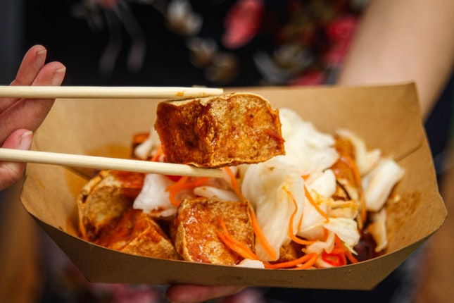 Taiwan Food Festival – Taiwanese Street Food From Ningxia Night Market, Right Here in Singapore!