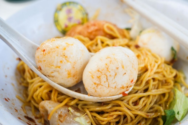 Best Fish Dumplings in Singapore