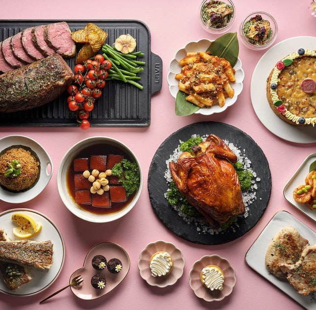 11 Sumptuous Reunion Feasts For an Ox-Picious New (牛) Year