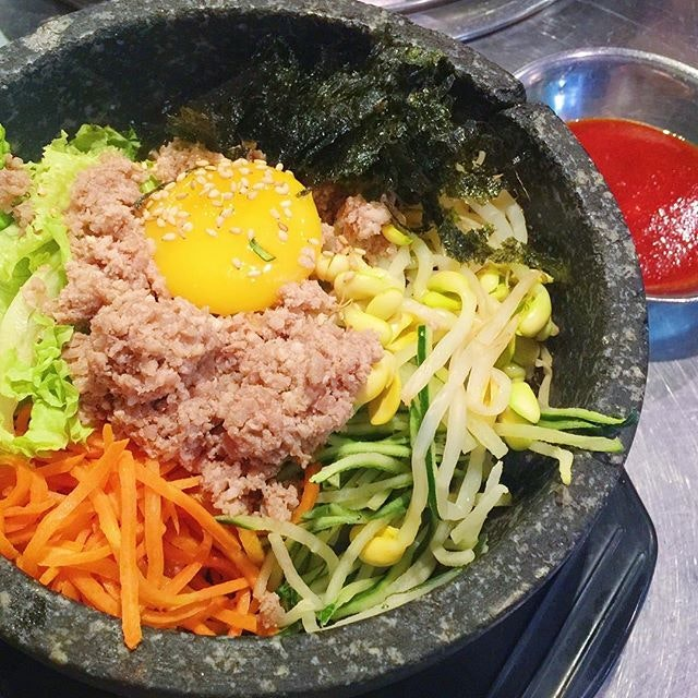 [AMOY ST] BIBIMBAP 😋 One of the dishes I can finish all the rice for.