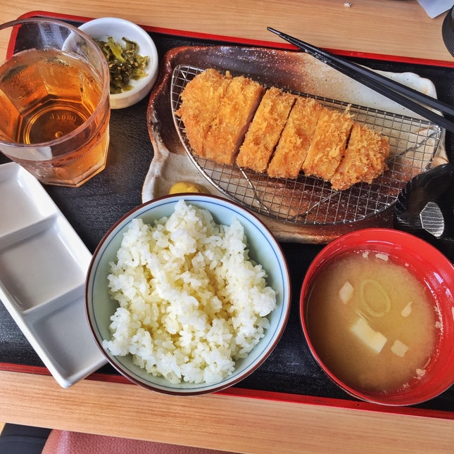 Best Tonkatsu In Town