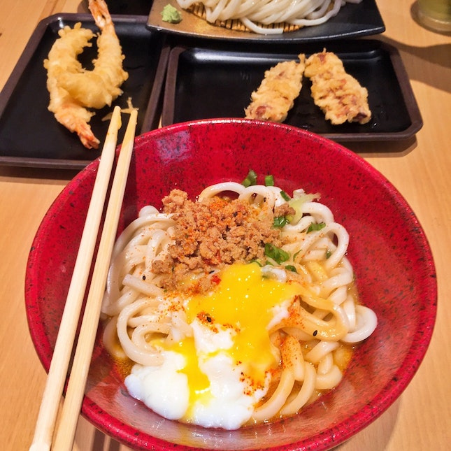 Must Try Dry Udon
