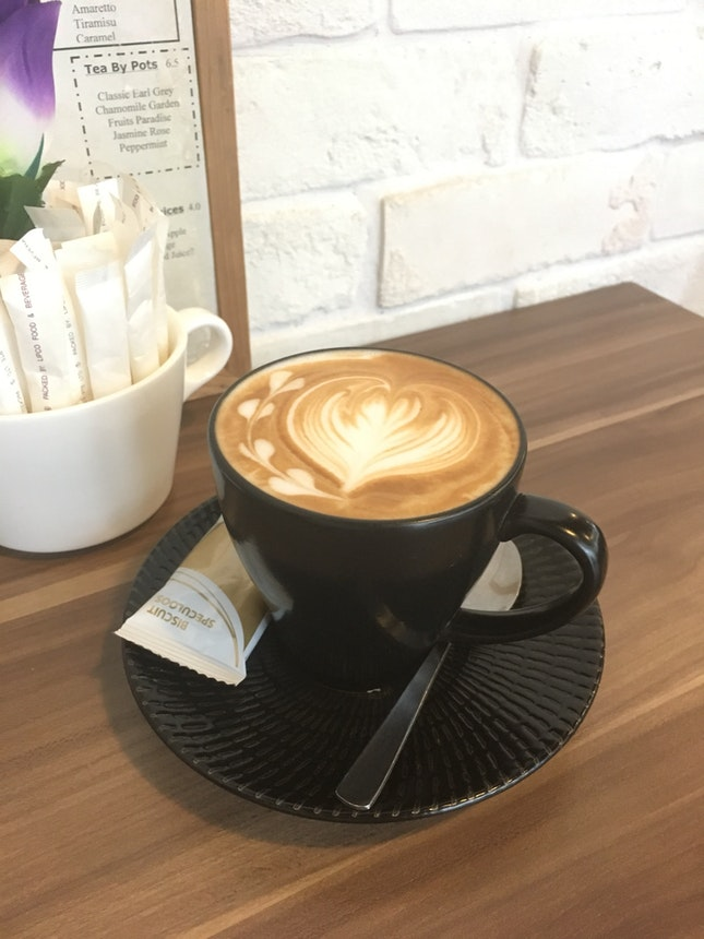 The Coffee Latte