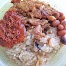 雙味糯米飯 Glutinous Rice