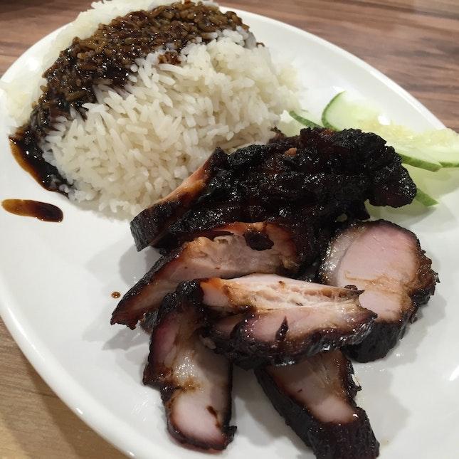 叉燒飯 Char Siu Rice