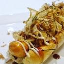 Tempura Enoki Japanese Hotdog - [$8.90]  Guys!
