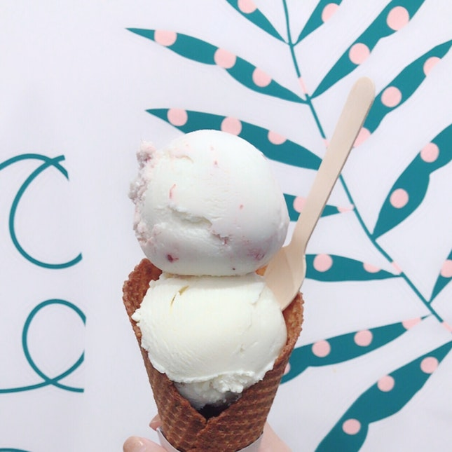 Double Scope Ice cream ($7.70)