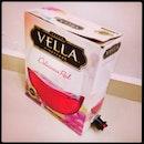 Peter Vella Vineyards red wine.