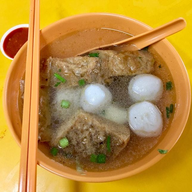 Best Eats At People's Park Food Centre