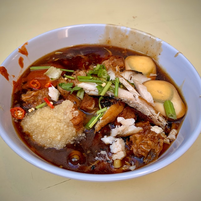 Best Eats At Old Airport Road Food Centre