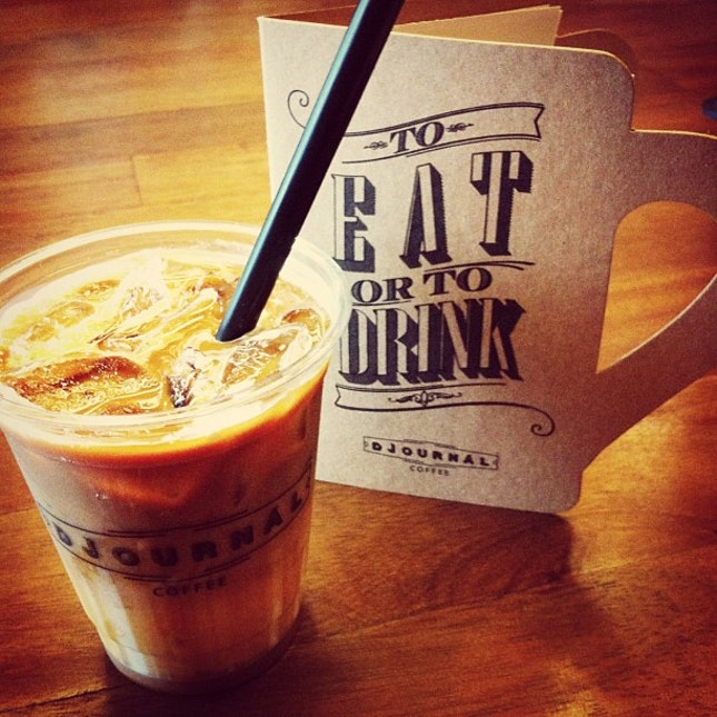 Djournal Coffee - Indonesia