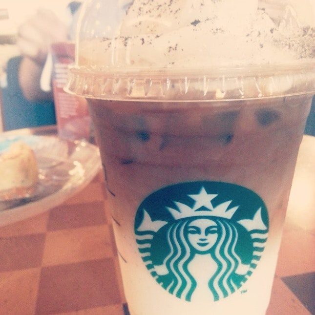 The brand-new Asian Dolce Late tastes nice @SbuxIndonesia :)