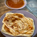 Plain And Egg Prata