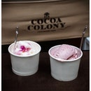 Enjoyed this 1-for-1 Gelato at Cocoa Colony using Grabz app.