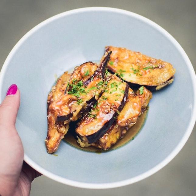 Crispy Eggplant ($10)